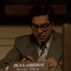 Classics revisited: Jabbar Patel's Ambedkar biopic is a portrait of both the man and the legend