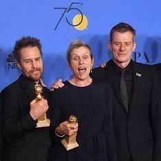 'Three Billboards Outside Ebbing, Missouri', 'Big Little Lies' and Oprah speech sweep Golden Globes
