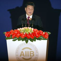Does money loaned through China's development finance institutions actually help countries develop?