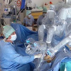 How the rise in robotic surgery is producing under-skilled medical school graduates