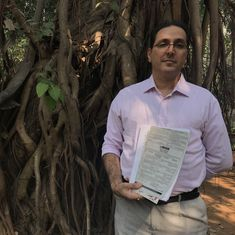 Video: How this Mumbai citizen tracks down and saves trees marked for axing