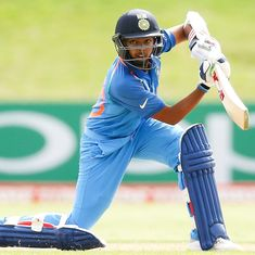 In two matches, Prithvi Shaw has showed his ability to be both discerning and destructive