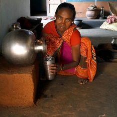 Santhal tribes in Jharkhand are reviving an old, low-cost tradition to get safe drinking water