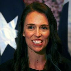 """Video: """"I am not the first woman to multitask"""" says New Zealand PM on managing pregnancy and office"""