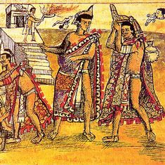 Could a germ really have wiped out 15 million Aztecs, as scientists have claimed?