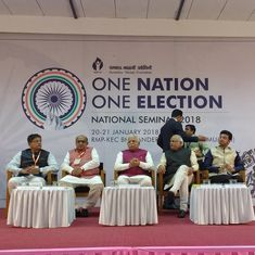 'One Nation, One Election': Mumbai seminar echoes Modi's call in TV interview for simultaneous polls