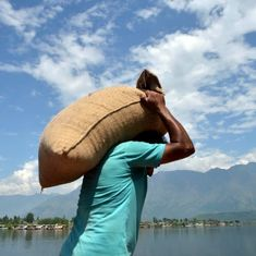In Kashmir, Food Corporation of India is under a cloud after grain worth Rs 14 crore goes missing