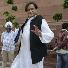 'The purveyors of hatred do not speak for all or even most Hindus': Shashi Tharoor
