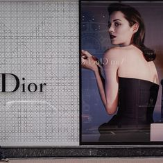An Indian designer has accused global fashion house Christian Dior of copying its print