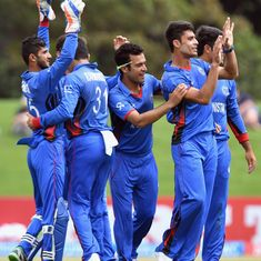 Not only are Afghanistan the showstoppers at the U19 World Cup, they could actually win it