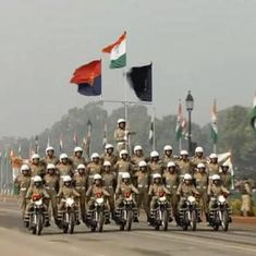 India showcases its cultural diversity, military might for ASEAN leaders during Republic Day parade