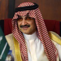 Saudi Arabian billionaire Prince Al-Waleed bin Talal released from detention: Reports
