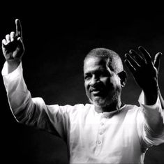 This album shows that Ilaiyaraaja has never walked the straight and narrow path in his career