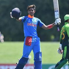 How Shubman Gill's record and Ishan Porel's spell took India to their sixth Under-19 World Cup final