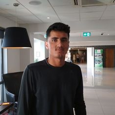 From watching Ashwin bowl on YouTube to playing with him in IPL: The story of Mujeeb Zadran