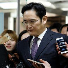 Samsung heir Jay Lee walks free as South Korean court suspends prison sentence in bribery case