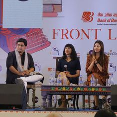 Six high points of the Jaipur Literature Festival 2018 (and we have videos to prove it)