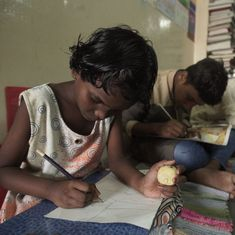 Watch how the power of art is empowering children in India's largest slum