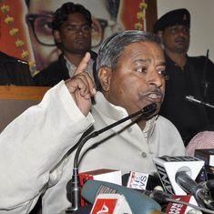 'Muslims should not live in this country,' says BJP MP Vinay Katiyar