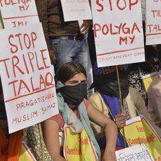Muslim personal law board says triple talaq bill will make divorce illegal