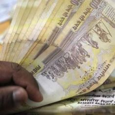 Reserve Bank of India says it is still processing demonetised notes, in an 'expedited manner'