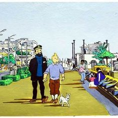 Tintin and Captain Haddock came to Pondicherry, so why didn't we know about it earlier?
