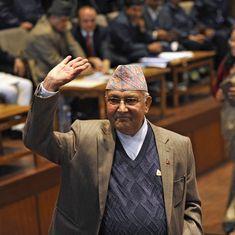 KP Sharma Oli sworn in as the 41st Prime Minister of Nepal