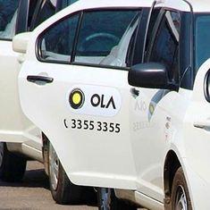 Cab wars: As Uber sputters, Ola is racing ahead in India