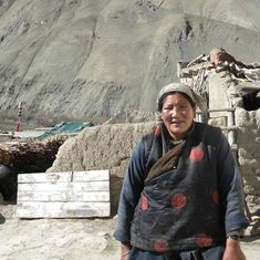 A homestay initiative encourages Ladakh's locals to conserve snow leopards, tap into tourism boom