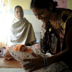 WHO suggests giving women more time during child birth, reducing interventions to accelerate labour