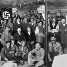 Drunk on genocide: How alcohol fuelled the Nazi campaign to exterminate Jews