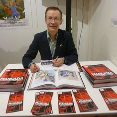 Meet 'Mangasia', the book and exhibition on Asian comics – and the man behind it
