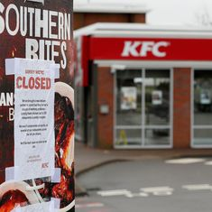 Video: Fast-food giant KFC has shut several outlets across the UK over chicken shortage