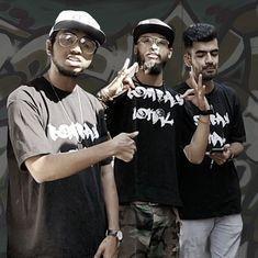 Video: In Mumbai's Nalasopara, hip-hop artists use rap to spread political awareness