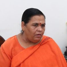 Babri Masjid was built at Ram Janmabhoomi site to demean Hindus, not for worship, says Uma Bharti