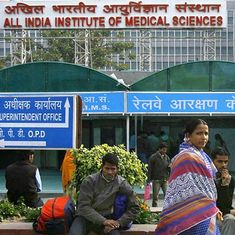 Delhi: AIIMS security personnel file complaint against man posing as a faculty member