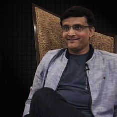 The Sourav Ganguly interview: 'Cricket is a captain's game, the coach has to take a step behind'