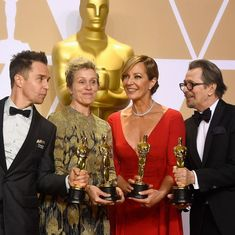 Stirring speeches and a few milestones: Highlights of the politically charged Oscars 2018