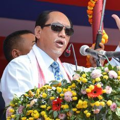 Nagaland: BJP says it will support NDPP leader Neiphiu Rio for the chief minister's post