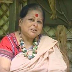 Bangladeshi freedom fighter Ferdousi Priyabhashini dies of cardiac arrest in Dhaka