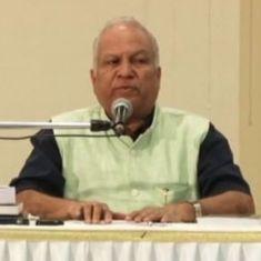 Maharashtra: Congress names journalist Kumar Ketkar as Rajya Sabha poll candidate