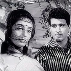 Picture the song: Love gets spooky in 'Lag Ja Gale' from the suspense thriller 'Woh Kaun Thi?'