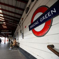 London: UK court convicts 18-year-old man for underground train bombing that injured 30