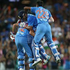 Dinesh Karthik, Suresh Raina, Asela Gunaratne: Five thrilling last-ball T20I finishes