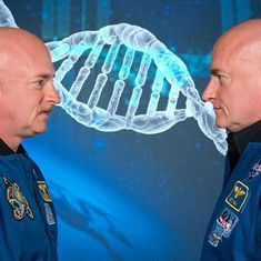 Video: No, NASA astronaut Scott Kelly's DNA did not change in space