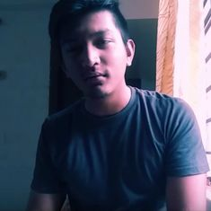 Watch: JNU's famous rapper is back. This time he's singing against the JNU Vice Chancellor