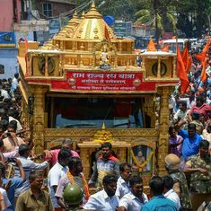Tensions run high as Ramrajya Rath Yatra enters Tamil Nadu amid tight security, loud protests