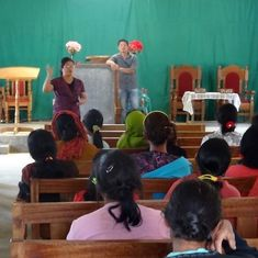 How a church group helped better the lot of tribal villagers in Nagaland's Jalukie valley