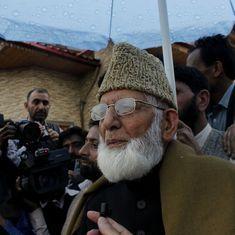 Kashmiri separatist Syed Ali Geelani may be 'hardliner' but his retirement isn't good news for Delhi