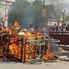 Bihar: Curfew imposed in Aurangabad after communal clashes during a Ram Navami procession